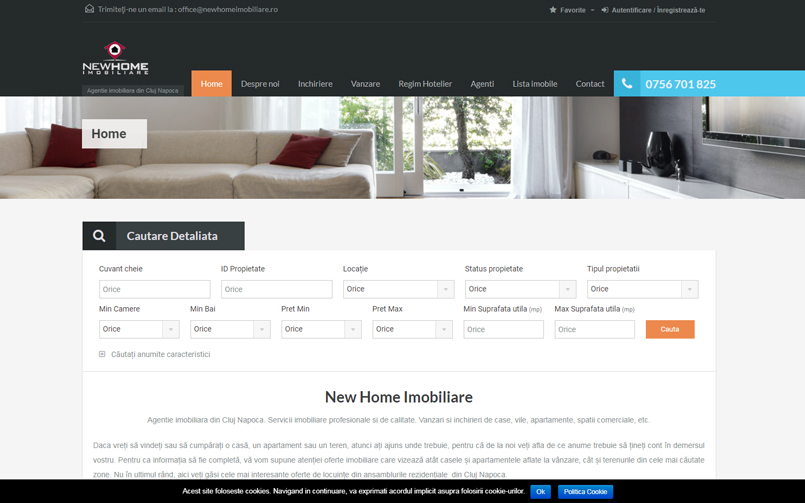 New Home Imobiliare